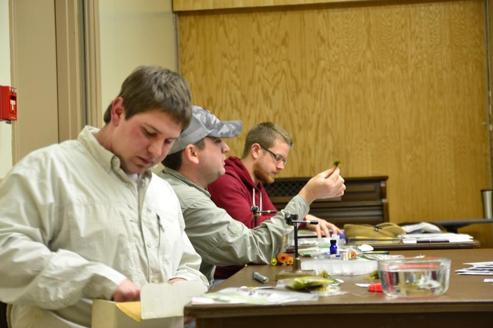 2012 B.C.I Seminar on Western Maryland @ Upper St. Clair Fly Fishing Club